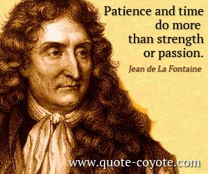 Jean De La Fontaine Quotes Quote Coyote
