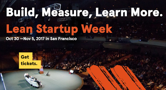 Lean Startup Week 2017: 7 Days of Focused Innovation Training