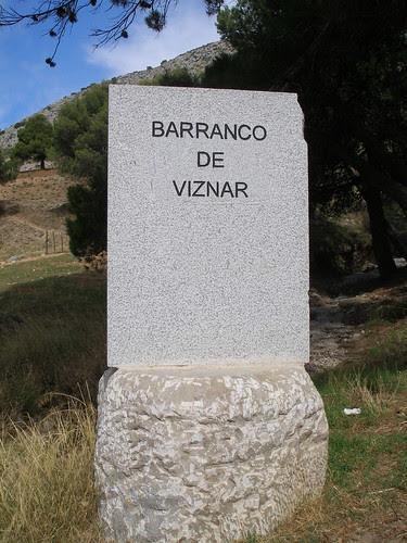 Barranco de Víznar