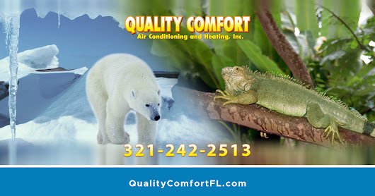 Quality Comfort Air Conditioning And Heating Inc | Serving the Brevard County Florida Area