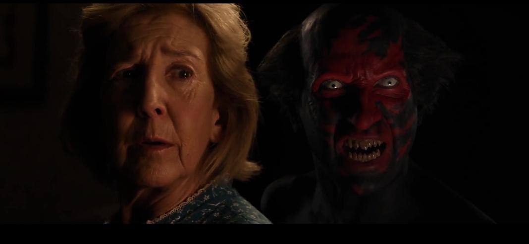 Asylum For Nerds Character Analysis Lipstick Face Demon