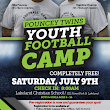 6th Annual Pouncey Twins Football Camp