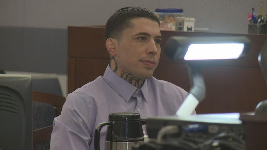 'I'm going to die in Christy's bathroom': Testimony begins in War Machine trial
