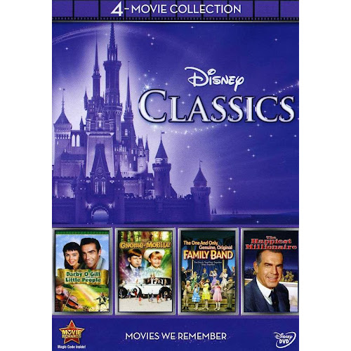 Disney 4-Movie Collection: Classics