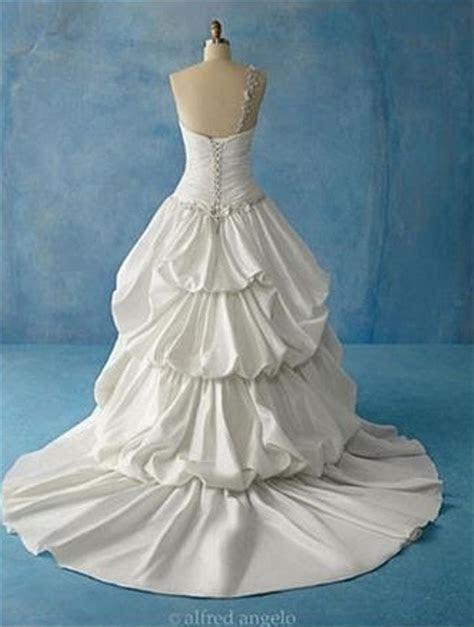 Alfred Angelo Tiana 204 Disney Princess Wedding Dress
