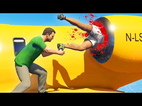 GTA 5 FAILS - #24 (GTA 5 Funny Moments Compilation)