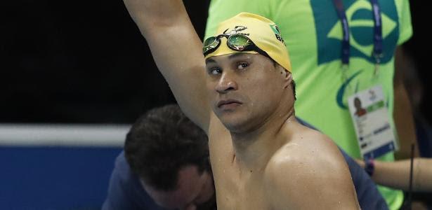 Clodoaldo Silva anunciou sua aposentadoria das piscinas