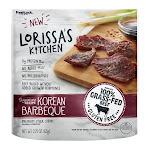 Lorissa's Kitchen Korean BBQ Beef Jerky - 2.25 oz pack