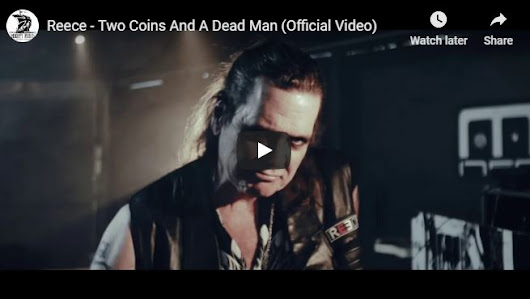 "Exclusive premiere: Reece ""Two Coins And A Dead Man"" (Official Video)"