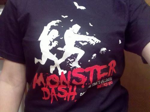 Monster Dash shirt