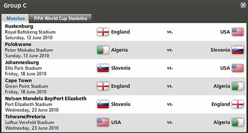 WC2010 GP C matches.bmp