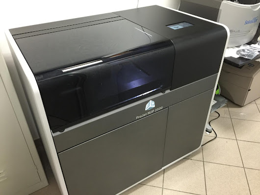 New ProJet MJP 2500 Series by 3D Systems Sets Out to Make Inkjet 3D Printing Accessible to All
