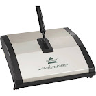 Bissell 92N0A Natural Sweep Dual Brush Floor Sweeper, Silver
