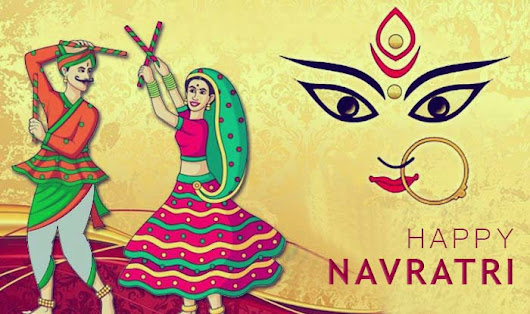 Happy Navratri 2017: Nine Days Festival in all Regions of India - TTI Trends