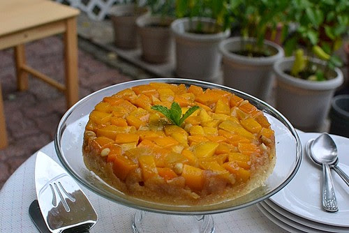 Mango Upside Down Cake3