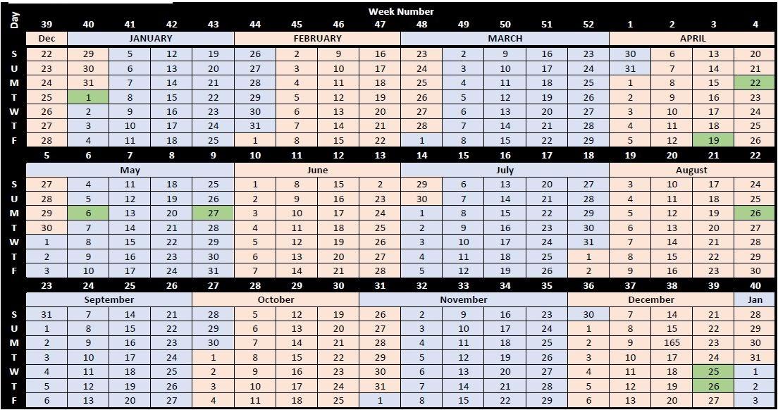 Rail Week Calendar 2021   Printable March