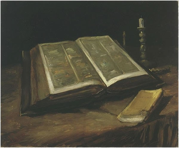 Still Life with Bible