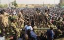Sudan protesters defy curfew after army topples president Omar al-Bashir