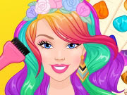 Barbie Latest Hair Trends Play The Free Game Online