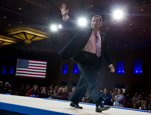 Christie to address California GOP; too late for White House bid?