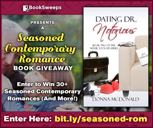 Seasoned Romance Giveaway | Donna McDonald