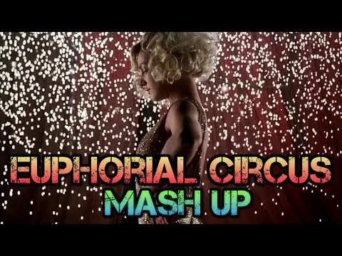 Euphorial Circus (DJ Linuxis Mash Up) (Rihanna, Britney Spears, Lady Gaga...)