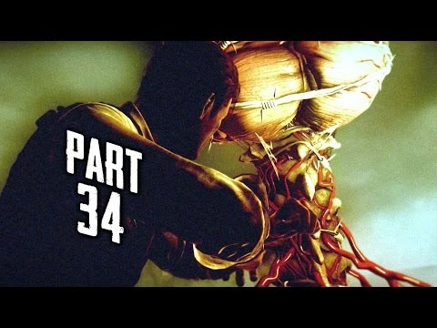 Gameplay The Evil Within Walkthrough Part 34 PS4
