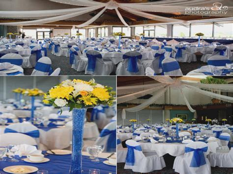 This Is How Light Blue And Yellow Wedding Will Look Like In