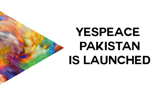 YesPeace Pakistan is Launched