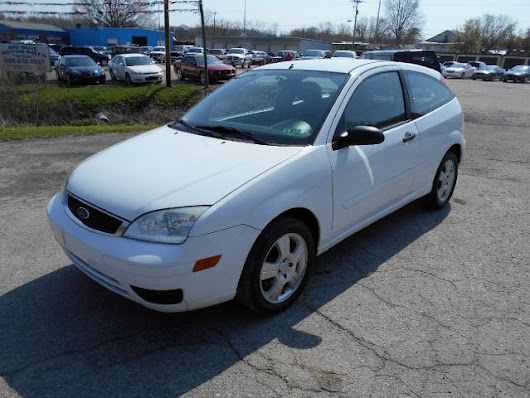 Used 2007 Ford Focus for Sale in Louisa  KY 41230 Big Blue Motor Sales