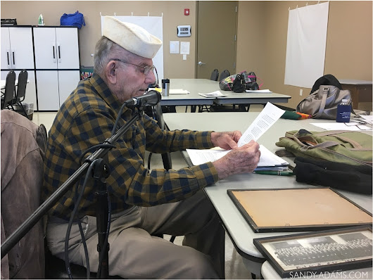 A Life View of WWII with Retired Galveston County Texas Judge Ray Holbrook