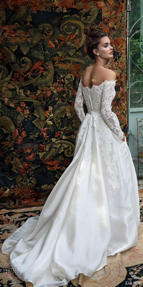 Lihi Hod Bridal 2016 Wedding Dresses   Long sleeve lace