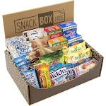 Breakfast Variety Snack Box - 40pk