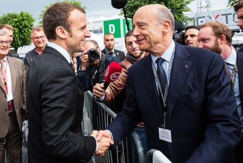 Période délicate pour les deux ex-chouchous des Français. Si Emmanuel Macron a dit qu'il ne se présentait pas à la présidentielle, ce n'est pas le cas d'Alain Juppé.