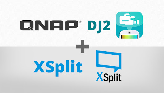 QNAP Partners with XSplit to Introduce Private Cloud Solution for Live-stream Broadcasts - QNAP Tech Lounge
