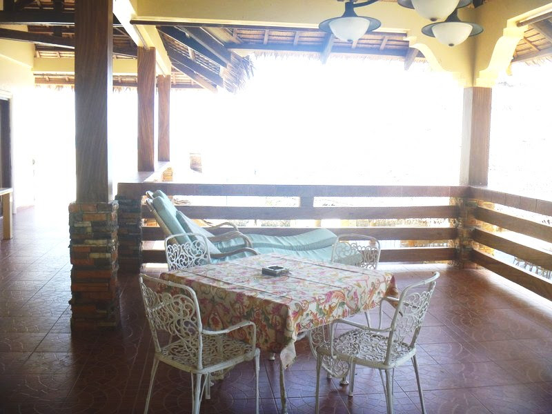 Mab-O Suite veranda