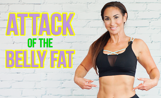 Attack BELLY FAT! Five best ab exercises for a flat stomach - video