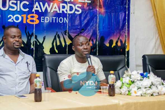 (Photos) National Gospel Music Awards 2018 Launched, Organizers Announce Major Changes