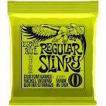 Ernie Ball Regular Slinky Electric Guitar Strings