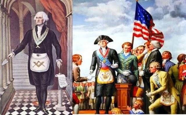 2-Os Illuminatis e a independência dos EUA!