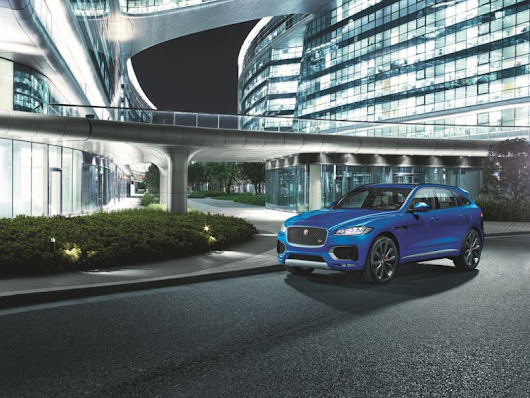 F-PACE HELPS DRIVE JAGUAR LAND ROVER TO BEST EVER MAY SALES - Jaguar F-Pace Forums