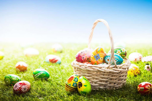 Nearly 27% of all shoppers will buy online for Easter