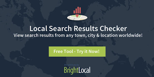 View Google Search Results from any Location in any Country