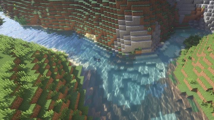 Minecraft Shader Downloads - Omong b
