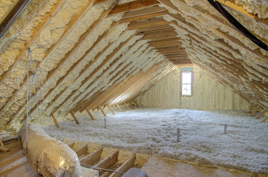 Poorly Insulated Attics Can Cause Over-Inflated Energy Bills - Collins Design Build