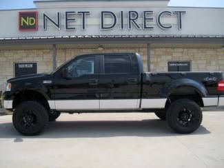 Sell Used 07 Supercrew 4wd New Lifttiresrims 80k Mi Net