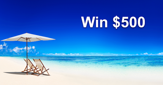 Win $500 to Fuel Your Next Adventure!