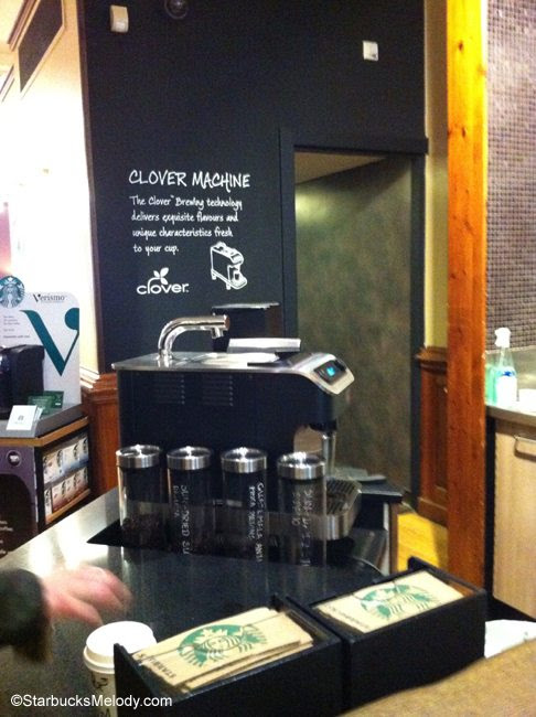St. Martin's Lane Starbucks gets a Simonelli (and Clover) - StarbucksMelody.com