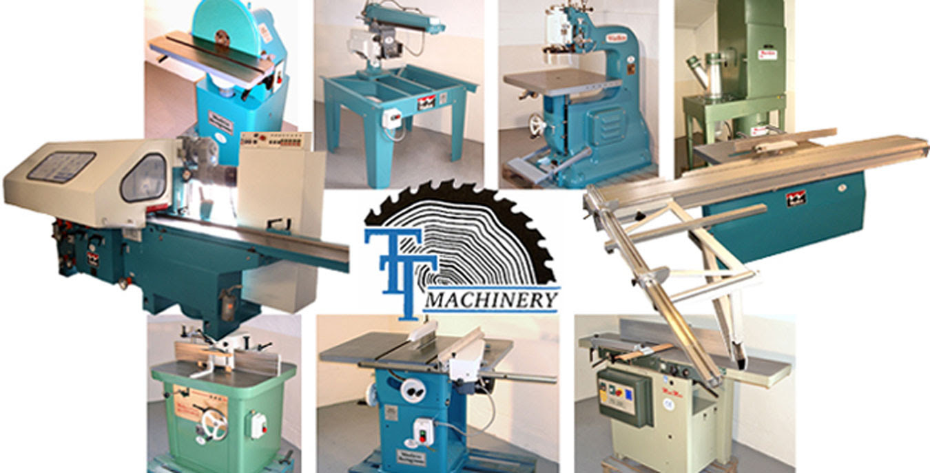 Machinery, specialists in used and new woodworking machinery in the uk ...