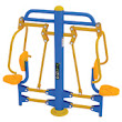 VINGYM: Outdoor Gym Equipment Manufacturers, Suppliers and Exporters in India